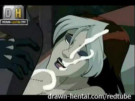 Hentai Vampira Dando Para Wolverine