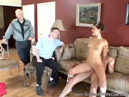 Hotwife Fucks A Stranger