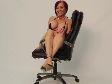 Эротика лесбиянок на гинекологическом кресле