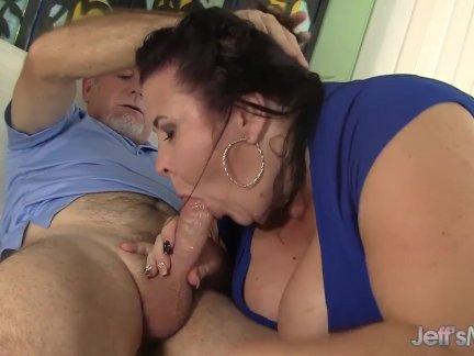 Секс зрелых кис