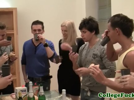 Real euro analfucked while being filmed