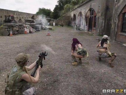 Cock of Duty (A XXX Parody) - Brazzers