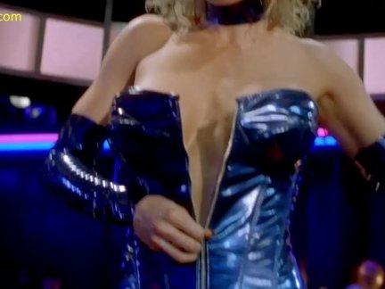 Kristin Bauer Striptease In Dancing At The Blue Iguana Movie
