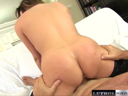 После хорошего массажа хороший секс