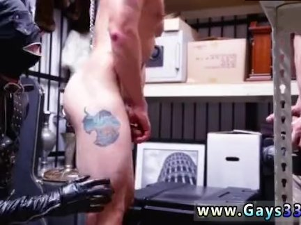 Dick massage for young boys gay Bathroom