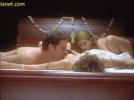 Alyssa Milano Orgy In Embrace Of The Vampire Movie
