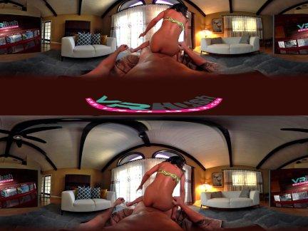 ლ(▀̿̿Ĺ̯̿̿▀̿ლ) Sexo Realidade Virtual Com Ninfeta De Programa