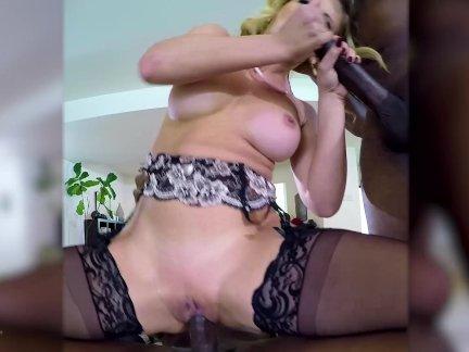 BBC Threesome with Cherie DeVille