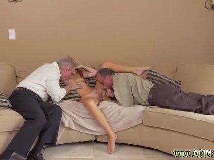 Grace Young Girl Shah Rim Oldxxx/ Man Blonde Big Tits