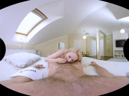Angel Wicky Is Squirting And Fucking Anally In VR