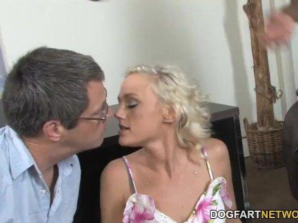 Molly Rae Fucks Black Dick - Cuckold Sessions