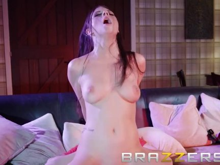 Hot Teen Can't Resist Her Sister's Boyfriend - Brazzers