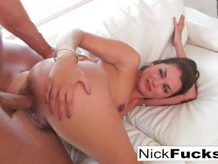 Nick Manning fucks Allie Haze