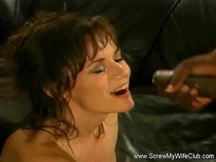 Interracial Anal BBC For Angry Wife