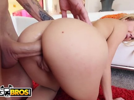 BANGBROS - Teen Alina West Survives Her Anal Experience With Chris Strokes