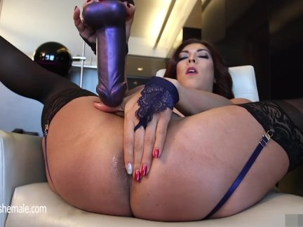 Kendra Sex Toy play and Real Cock Play
