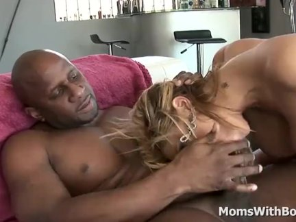 Real Estate Mom Shyla Stylez Fucks Black Client