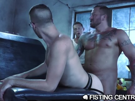 forst time gay sex