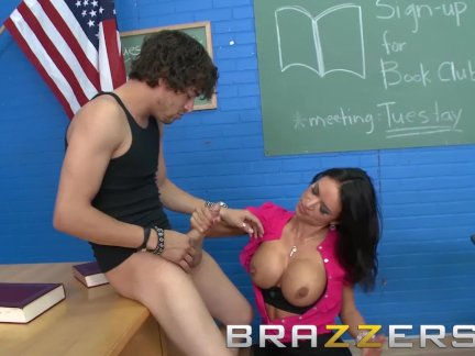 Brazzers - Franceska Jaimes & Xander Corvus - Spanish Teacher Loving