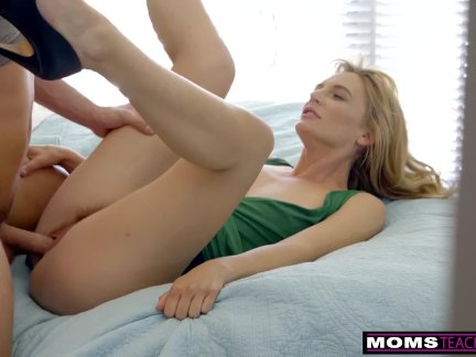 MomsTeachSex - Hot Wife Uses Step Sons Cock In Revenge Fuck S9:E3