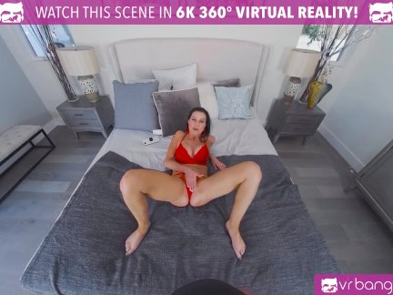 VRBangers Hot German Milf Fucking While On The Phone With Her Husband
