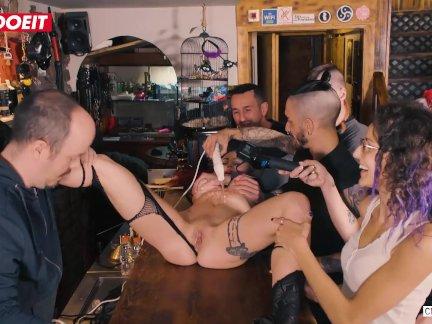 LETSDOEIT – Hard Kinky Sex For Glorious Model Helena Valentine