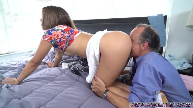 Teen gets bbc anal Liza and Glen hammer the - sex video