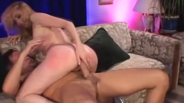 Blonde Gets Rough DP Gangbang Video Taped - sex video