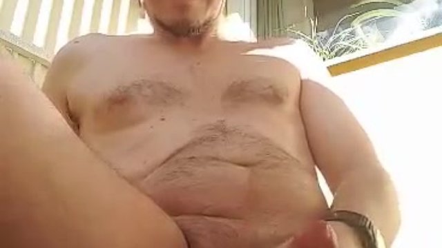 Sexual exhibitionist Christofer Döss - sex video