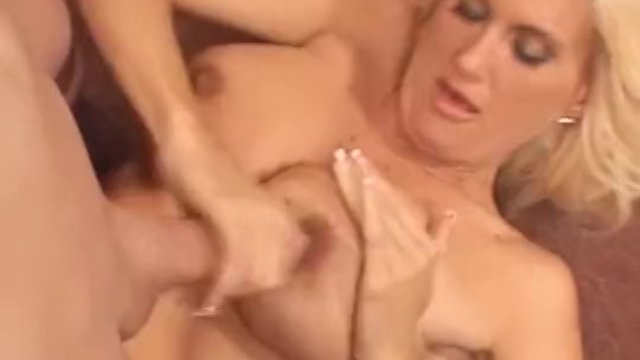Beautiful Blonde With Big Tits - sex video