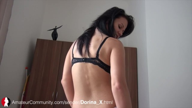 German Teen Dorina