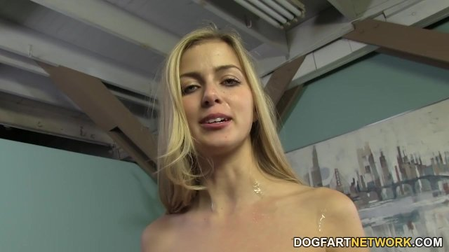 Abigaile Johnson Gets Gangbanged by Black Cocks - sex video
