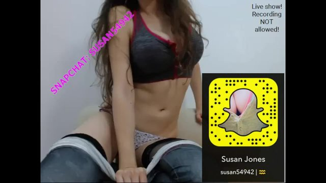 Creampie-compilation show-My Snapchat: Susan54942
