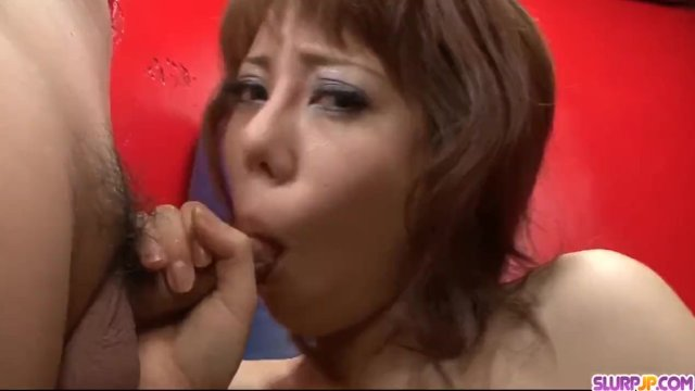 Dashing toy porn complete by cum on face with Rui Shiina