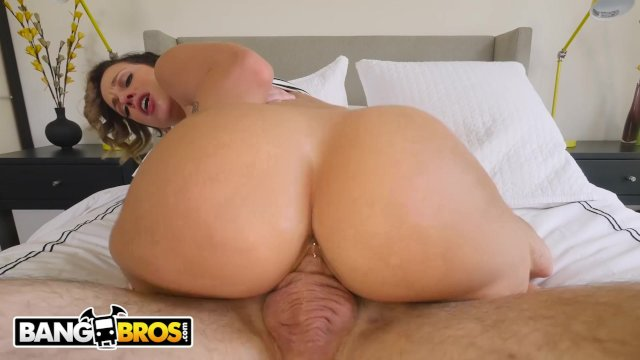 BANGBROS - Sexy Pornstar Jada Stevens Is The Queen of Big Ass - sex video
