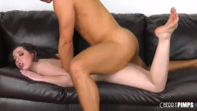 Ember Stone Loves Riding Cock LIVE While You Watch