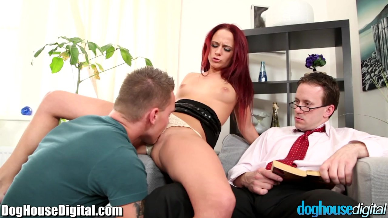 Hot office wifes sexy skirt