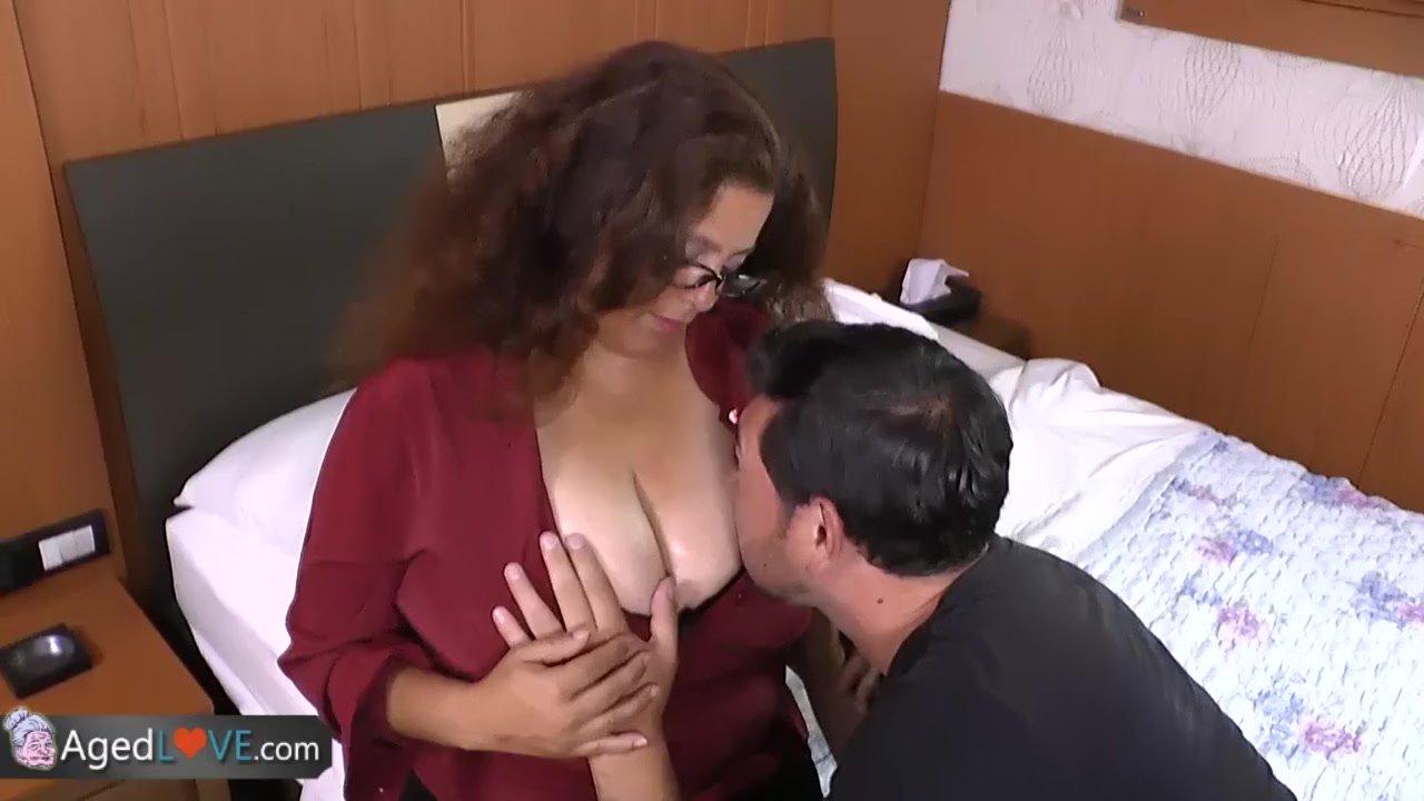 AgedLovE Mature Latina Rosaly Hardcore Fuck | Redtube Free Большая грудь  Porn