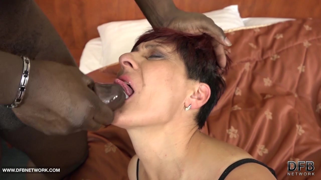 Grannies Hardcore Fucked Interracial Porn With Old Women -6376