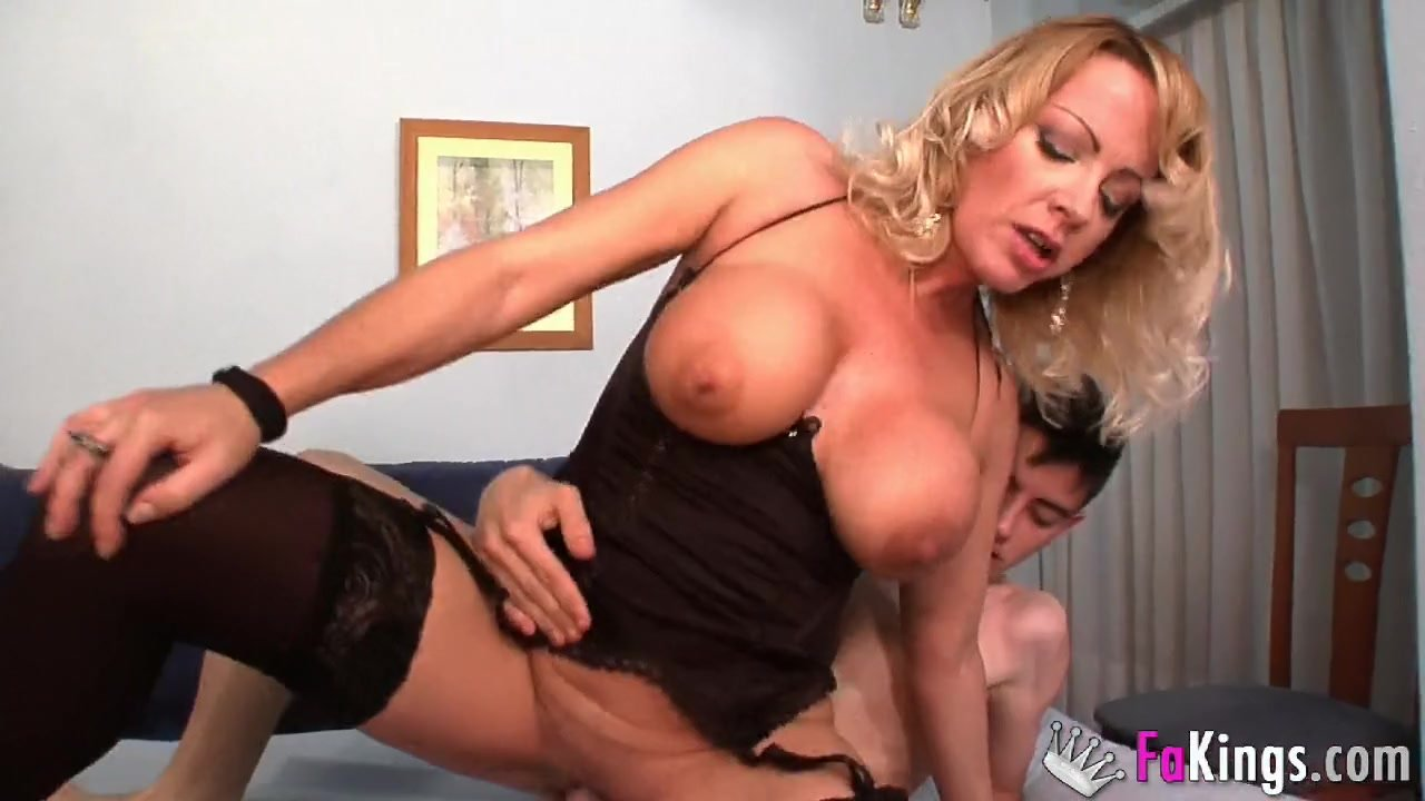 A true milf club: Bibians big boobs Vs Jordis head ...