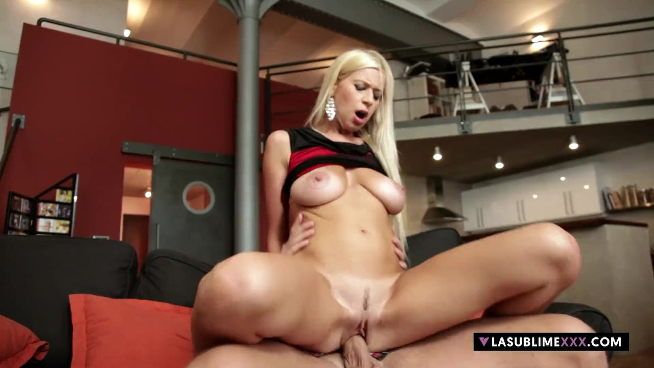 LaSublimeXXX - Anastasia Devine opens her ass for big cock