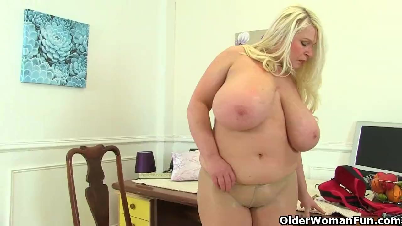 An older woman means fun part 8