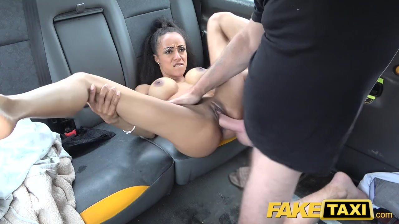 Fake Taxi Lesbian Strap
