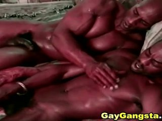 Ghetto gays and hardcore anal fu...
