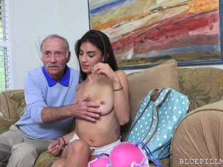 Blue Pill Magic   Frankie Fucks Latin Hottie...