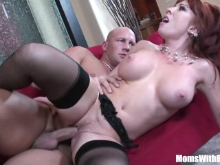 Mom Brittany OConnell Pierced Pussy...