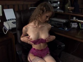 Beata Fucked In Nude Thigh High Stockings