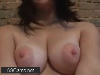 Amazing pussy webcam show...