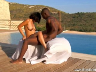 African Couple Sex Fantasy...