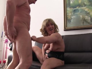 Reife swinger intense kinky mature german swingers...
